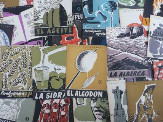 Coleccionismo de Revista Temas Españoles: REVISTA LOTE DE 69 REVISTAS TEMAS ESPAÑOLES 1953-1959 - Foto 2 - 37109060
