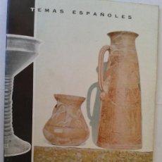 Coleccionismo de Revista Temas Españoles: TEMAS ESPAÑOLES NUMANCIA Y SU MUSEO Nº 200 AÑO 1964. Lote 38032701