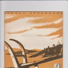 Coleccionismo de Revista Temas Españoles: TEMAS ESPAÑOLES - Nº 121 - VAZQUEZ DE MELLA - ILUSTRADO / 1954. Lote 38216445