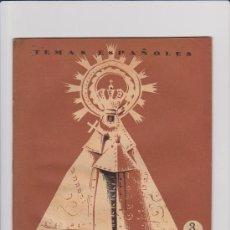 Coleccionismo de Revista Temas Españoles: TEMAS ESPAÑOLES - Nº 125 - DEVOCIÓN DE ESPAÑA A LA VIRGEN - 1954 / ILUSTRADO. Lote 38227273