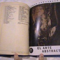 Coleccionismo de Revista Temas Españoles: REVISTAS TEMAS ESPAÑOLES ENCUADERNADAS EN TELA EN UN TOMO. Lote 38972165