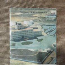 Coleccionismo de Revista Temas Españoles: TEMAS ESPAÑOLES. LA TELEVISION ESPAÑOLA POR ANIBAL ARIAS RUIZ. Nº 467. MADRID 1965. Lote 39712651