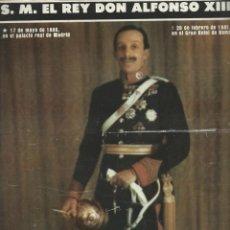 Coleccionismo de Revista Temas Españoles: CUADERNILLO DE 16 PAGINAS EXHUMACION EN ROMA TRASLADO Y ENTIERRO EN EL ESCORIAL. Lote 42487031