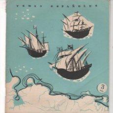 Coleccionismo de Revista Temas Españoles: REVISTA TEMAS ESPAÑOLES Nº 310 : VIAJES MENORES. AÑO 1957 . Lote 43307686