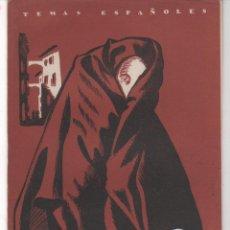 Coleccionismo de Revista Temas Españoles: REVISTA TEMAS ESPAÑOLES Nº 368: CÁDIZ. AÑO 1958. Lote 43344723