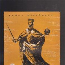 Coleccionismo de Revista Temas Españoles: TEMAS ESPAÑOLES - Nº 210 - FERNANDO III EL SANTO - MADRID 1955 / ILUSTRADO. Lote 43401204