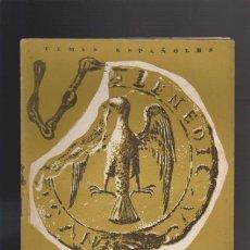 Collectionnisme de Magazine Temas Españoles: TEMAS ESPAÑOLES - Nº 154 - NAVARRA Y SUS REYES - MADRID 1955 / ILUSTRADO. Lote 43401546