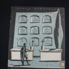 Coleccionismo de Revista Temas Españoles: TEMAS ESPAÑOLES Nº 252. EL TEATRO ROMANTICO. PORFIRIO ARROYO.. Lote 45967139