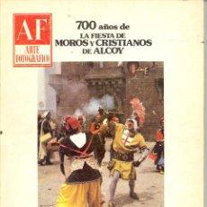 Coleccionismo de Revista Temas Españoles: ALCOY - REVISTA ARTE FOTOGRÁFICO - MAYO 1976 -. Lote 46239589