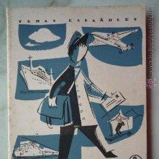Coleccionismo de Revista Temas Españoles: 1958 TEMAS ESPAÑOLES N 360 SERVICIOS POSTALES / HISTORIA, CORREO, AÉREO, POSGUERRA, INTERNACIONAL.... Lote 37537582