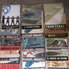 Collectionnisme de Magazine Temas Españoles: LIQUIDACION 14 NUMEROS COLECCION TEMAS ESPAÑOLES - VER LISTADO TITULO Y Nº - NO SE VENDEN SUELTOS. Lote 47081898