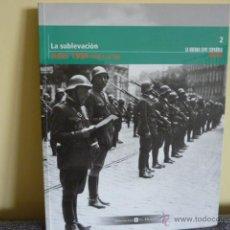 Collectionnisme de Magazine Temas Españoles: LA GUERRA CIVIL ESPAÑOLA MES A MES/ SUPLEMENTO EL MUNDO Nº 2. Lote 47439609