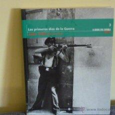 Collectionnisme de Magazine Temas Españoles: LA GUERRA CIVIL ESPAÑOLA MES A MES/ SUPLEMENTO EL MUNDO Nº 3. Lote 47851393