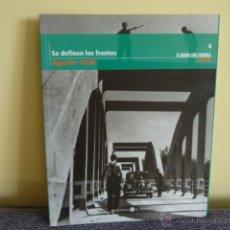 Collectionnisme de Magazine Temas Españoles: LA GUERRA CIVIL ESPAÑOLA MES A MES/ SUPLEMENTO EL MUNDO Nº 4. Lote 47975702