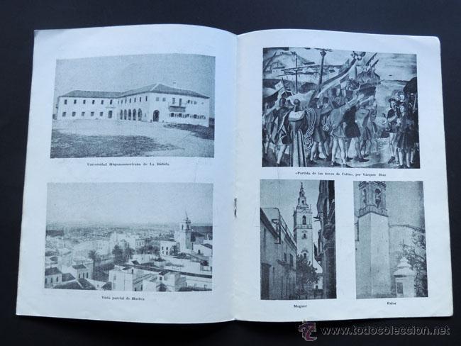 Coleccionismo de Revista Temas Españoles: HUELVA / FEDERICO VILLAGRAN - ANTONIO GOMEZ ALFARO / TEMAS ESPAÑOLES 1957 - Foto 2 - 48269525