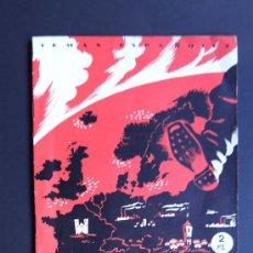Coleccionismo de Revista Temas Españoles: CONQUISTA POR EL TERROR/ LELAND STOWE / TEMAS ESPAÑOLES 1952 / LOS PAISES CONUNISTAS. Lote 48269735