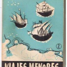 Coleccionismo de Revista Temas Españoles: TEMAS ESPAÑOLES. Nº 310. VIAJES MENORES. PUBLICACIONES ESPAÑOLAS 1957. (RF.C/T). Lote 48481169