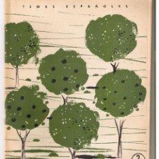 Coleccionismo de Revista Temas Españoles: TEMAS ESPAÑOLES. Nº 336. ARBOLES FRUTALES. PUBLICACIONES ESPAÑOLAS 1957. (RF.C/T). Lote 48482056