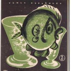 Coleccionismo de Revista Temas Españoles: TEMAS ESPAÑOLES. Nº 293. LOS VIDRIOS. JOSÉ GUILLOT CARRATALA. PUBLICACIONES ESPAÑOLAS 1957. (RF.C/T). Lote 48493963
