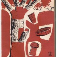 Collectionnisme de Magazine Temas Españoles: TEMAS ESPAÑOLES. Nº 277. EL CORCHO. JOSÉ MONTORO LÓPEZ. PUBL. ESPAÑOLAS 1956. (RF.C/T). Lote 48497283