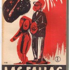 Coleccionismo de Revista Temas Españoles: TEMAS ESPAÑOLES. Nº 239. LAS FALLAS. LUIS OTERO BRAVO. PUBL. ESPAÑOLAS 1956. (RF.C/T). Lote 48500638