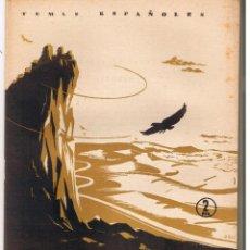 Collectionnisme de Magazine Temas Españoles: TEMAS ESPAÑOLES. Nº 186. CALATAÑAZOR. HELIODORO CARPINTERO. P. ESPAÑOLAS 1955.(RF.C/T). Lote 48518053
