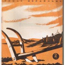 Coleccionismo de Revista Temas Españoles: TEMAS ESPAÑOLES. Nº 121. VAZQUEZ DE MELLA. LUIS AGUIRRE PRADO. PUBLICIONES ESPAÑOLAS.1954.(RF.C/T). Lote 48521378