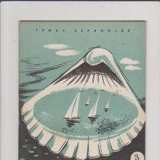 Coleccionismo de Revista Temas Españoles: TEMAS ESPAÑOLES - Nº 349 - SAN SEBASTIAN / 1957 - 3 PTS.. Lote 48742928