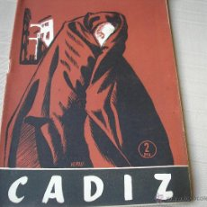 Coleccionismo de Revista Temas Españoles: CÁDIZ. TEMAS ESPAÑOLESNº 368, 1950. Lote 49440946