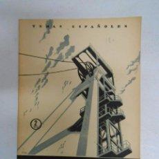 Coleccionismo de Revista Temas Españoles: TEMAS ESPAÑOLES. Nº 180. PIZARRAS BITUMINOSAS. LUIS AGUIRRE PRADO. TDK169. Lote 49447586