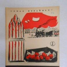 Coleccionismo de Revista Temas Españoles: TEMAS ESPAÑOLES. Nº 316. ARANJUEZ. JOSE HESSE. TDK169. Lote 49449086