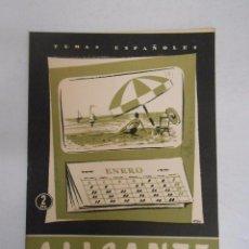 Coleccionismo de Revista Temas Españoles: TEMAS ESPAÑOLES. Nº 291. ALICANTE. ANTONIO MACIA SERRANO. TDK169. Lote 49449149