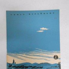 Coleccionismo de Revista Temas Españoles: TEMAS ESPAÑOLES. Nº 44. ANDALUCIA. CARLOS DE ARNEDO. TDK169. Lote 49449432