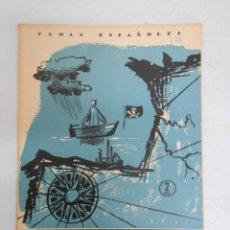 Coleccionismo de Revista Temas Españoles: TEMAS ESPAÑOLES. Nº 298. EL GOLFO DE VIZCAYA. DOMINGO MAFREDI CANO. TDK169. Lote 49449512