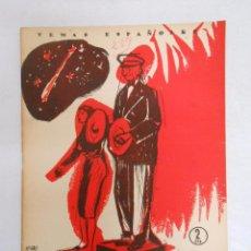 Coleccionismo de Revista Temas Españoles: TEMAS ESPAÑOLES. Nº 239. LAS FALLAS. LUIS OTERO BRAVO. TDK169. Lote 49449535