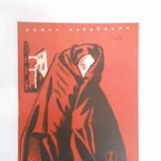 Coleccionismo de Revista Temas Españoles: TEMAS ESPAÑOLES. Nº 368. CADIZ. FEDERICO VILLAGRIN. ANTONIO GOMEZ ALFARO. TDK169. Lote 49449591