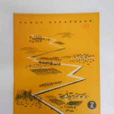 Coleccionismo de Revista Temas Españoles: TEMAS ESPAÑOLES Nº 370 PLAN ZARAGOZA. FRANCISCO GOMEZ DE TRAVECEDO. TDK169. Lote 49449617