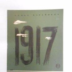 Coleccionismo de Revista Temas Españoles: TEMAS ESPAÑOLES. Nº 70. UN AÑO TURBIO: 1917. EDUARDO COMÍN COLOMER. TDK169. Lote 49449960