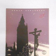 Coleccionismo de Revista Temas Españoles: TEMAS ESPAÑOLES. Nº 258. SEVILLA. FRANCISCO NARLONA. TDK169. Lote 49449995