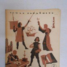 Coleccionismo de Revista Temas Españoles: TEMAS ESPAÑOLES. Nº 102. PROYECCIÓN CULTURAL DE ESPAÑA. ALVARO FAÑEZ. TDK169. Lote 49450007