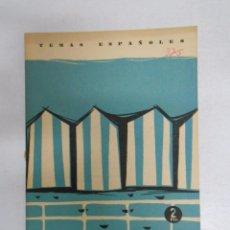 Coleccionismo de Revista Temas Españoles: TEMAS ESPAÑOLES Nº 375 GIJON. JOSE L. FERNANDEZ RUA. TDK169. Lote 49450274