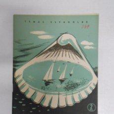 Coleccionismo de Revista Temas Españoles: TEMAS ESPAÑOLES. Nº 349. SAN SEBASTIAN. - JORGE DE VIGO. TDK169. Lote 50078012