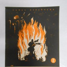 Coleccionismo de Revista Temas Españoles: TEMAS ESPAÑOLES. Nº 103. VALENCIA. JUAN LUGO ROIG. TDK169. Lote 49450536