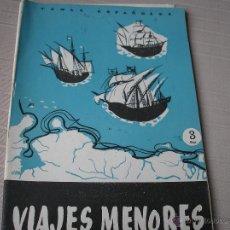 Coleccionismo de Revista Temas Españoles: VIAJES MENORES, TEMAS ESPAÑOLES Nº 310, 1957. Lote 49467608