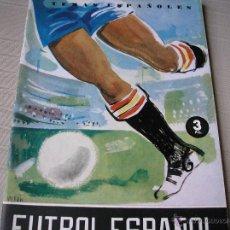 Collectionnisme de Magazine Temas Españoles: FUTBOL ESPAÑOL. TEMAS ESPAÑOLES Nº 428, 1963. Lote 49519974