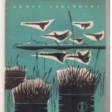 Coleccionismo de Revista Temas Españoles: TEMAS ESPAÑOLES. Nº 364. LA ALBUFERA. PUBLICIONES ESPAÑOLAS.1958.(V1/C1). Lote 49562828
