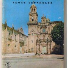 Coleccionismo de Revista Temas Españoles: TEMAS ESPAÑOLES. Nº 501. MILENARIO DEL MONASTERIO VILLANUEVA LORENZANA. P. ESPAÑOLAS.1969. (V1/C1). Lote 49564861