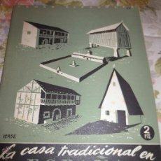 Coleccionismo de Revista Temas Españoles: TEMAS ESPAÑOLES. LA CASA TRADICIONAL EN ESPAÑA. 20 MADRID. Lote 51651139