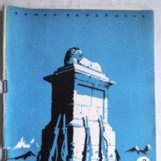 Coleccionismo de Revista Temas Españoles: LA GESTA DEL ALTO DE LOS LEONES. VALENTIN FERNANDEZ CUEVAS .TEMAS ESPAÑOLES Nº 9. Lote 52611182