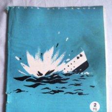 Coleccionismo de Revista Temas Españoles: EL CRUCERO BALEARES.TEMAS ESPAÑOLES, Nº 5 1952. Lote 52611439
